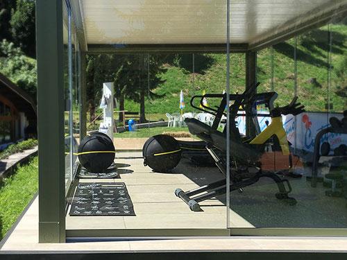 Realizzazione Italywarm a Cortina d'Ampezzo