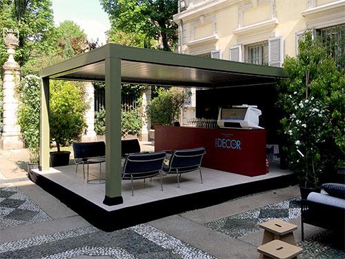 Realizzazione Italywarm a Milano